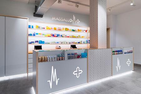 Farmacia Massalud, diseñada para conseguir la mejor experiencia de compra