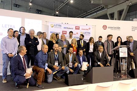 Ceremonia de Entrega de los Premios Letra 2017