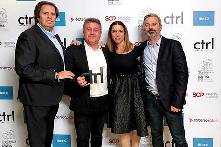 INSTORE segunda mejor empresa produccion grafica premios control 2019