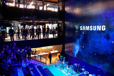 Samsung lab en Nueva York