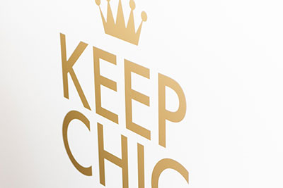 BIGPRINTS participa en  la produccion del evento Keep Chic and be woman