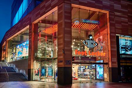 La tienda mas grande de Foot Locker en Europa abre sus puertas