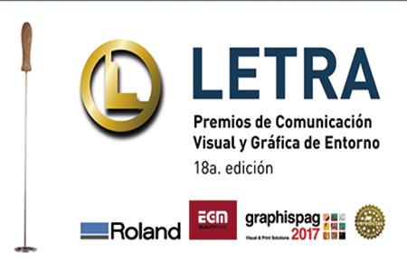 Instore y Bigprints premios letra 2016