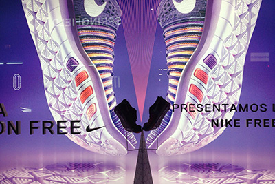 Nike unete a las revolucion free