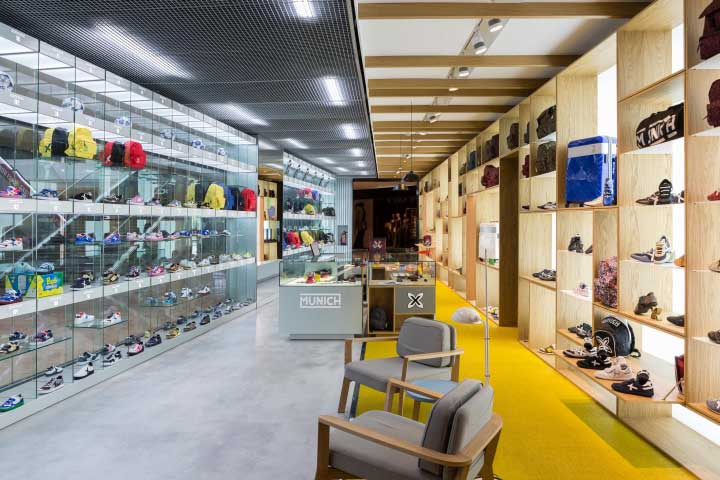 MUNICH Store, Barcelona