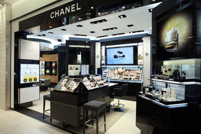 Nueva tienda de Chanel en New Orleans