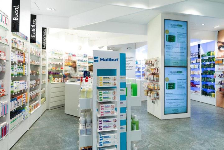 Nuevas farmacias mas funcionales y modernas