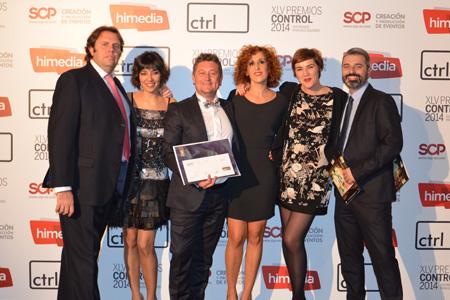 Premios CTRL 14