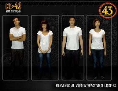 """""""Be 43"""" Campaña interactiva de Licor43 en YouTube"""