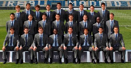 La firma Pedro del Hierro viste al Real Madrid en la nueva temporada