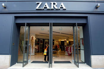 Inditex superará las 5000 tiendas en 2011