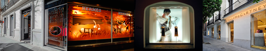 montaje de escaparates escaparatista escaparatismo y decoracion escaparate