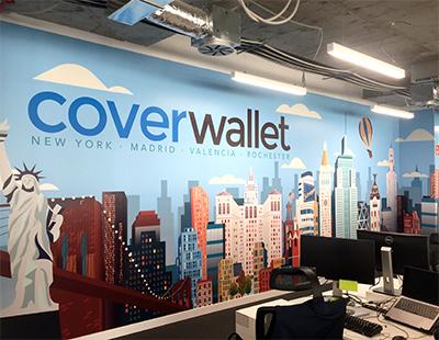 Impresion digital en gran formato para decoracion de oficinas