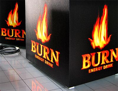 Realizacion de lamparas personalizadas Burn