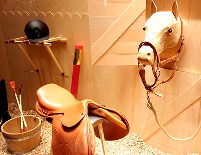 Escaparates de verano Hermès tinkering