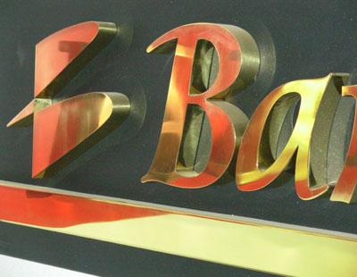 Rotulos y luminosos en madrid rotulaci n y fabricaci n de letras corporeas para banesto en madrid - Fabricacion letras corporeas ...