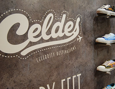 BIGPRINTS stand Celdes MOMAD 2016