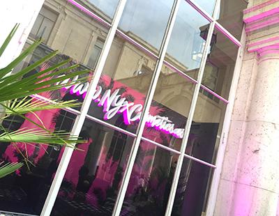 Produccion grafica evento NYX Madrid