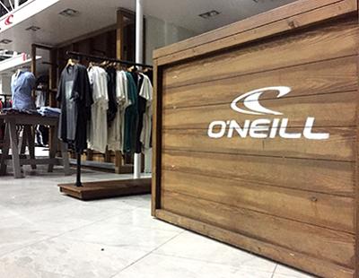 Nuevo pop up store O'Neill El Corte Inglés