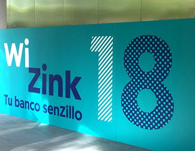 Fabricacion caja de luz para oficinas WiZink