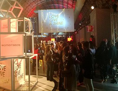 """Producción del evento """"Semana de la moda"""" del grupo Fifty Factory"""