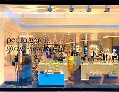 Shop in shop de Pedro Garcia en El Corte Ingles