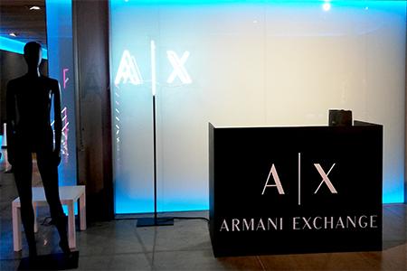 Produccion para evento de prensa #anightwithAX
