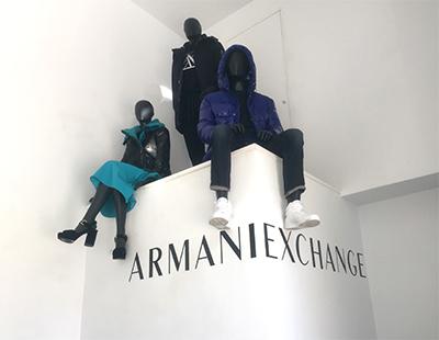 Evento Armani Exchange en Madrid